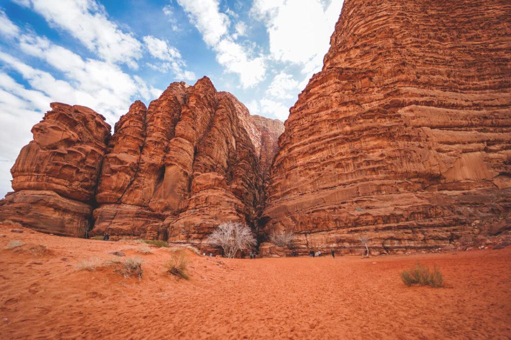 Wadi-Rum-Jordanien-Schlucht-Khazali-Canyonum-Jordanien-Schlucht-Khazali-Canyon