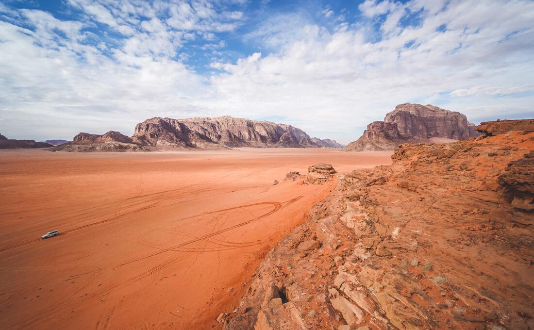 Wadi Rum Jordanien – Alle Highlights, Touren & Kosten
