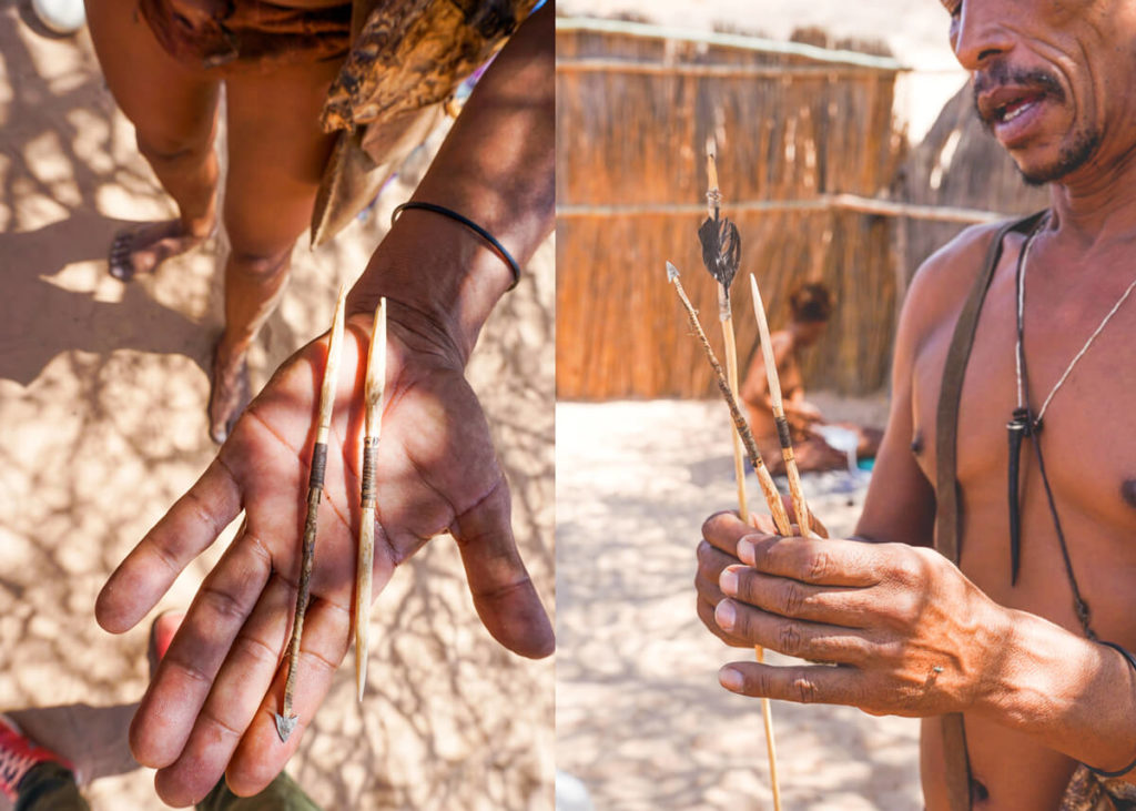 Xaus-Lodge-Cultural-Village-Craftmen