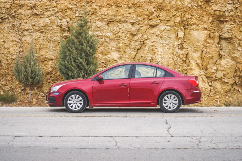 Autofahren in Jordanien Rundreise Mietwagen