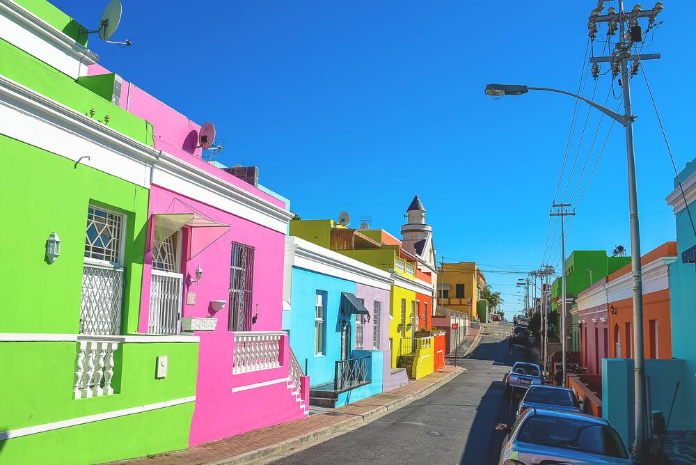 Aktivitäten in Kapstadt - Sightseeing im Bo-Kaap