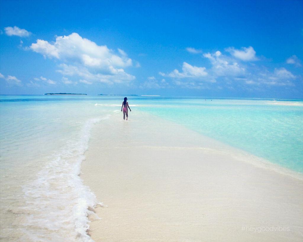 Malediven_reise-Kuredu-Schwimmen-Strand