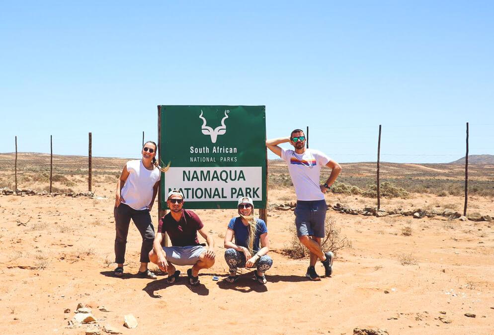Namaqua-National-Park-Ankunft-Eingang