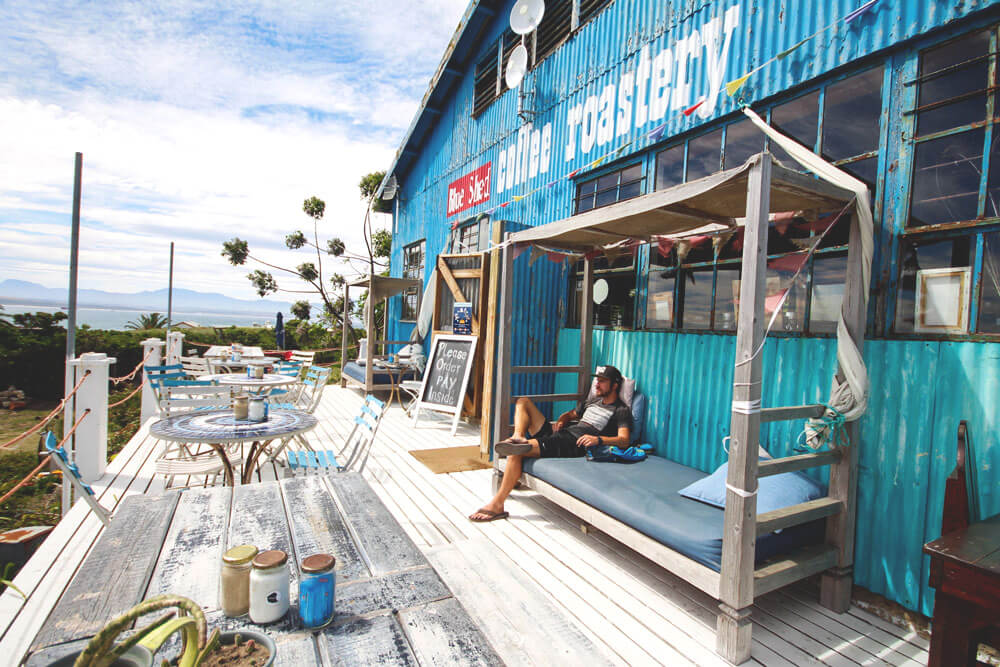 Coffee Roastery Mossel Bay Cafe Südafrika