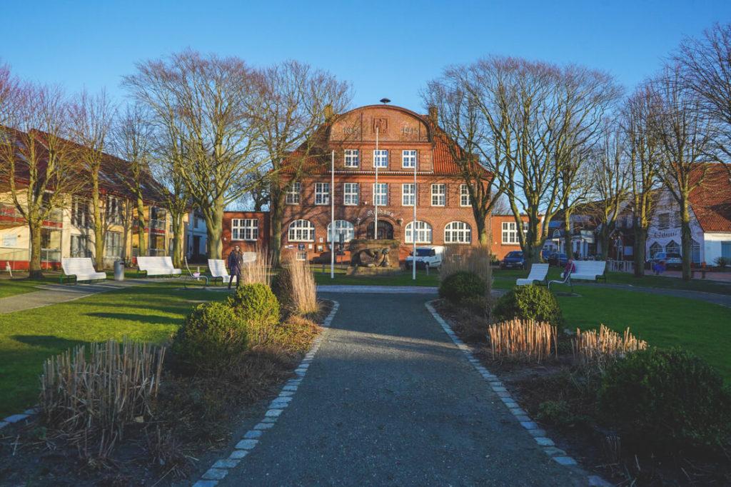 Buesum-Nordsee-Rathaus