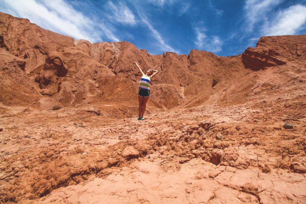 Chile-Atacama-Wueste-Fahrradtour