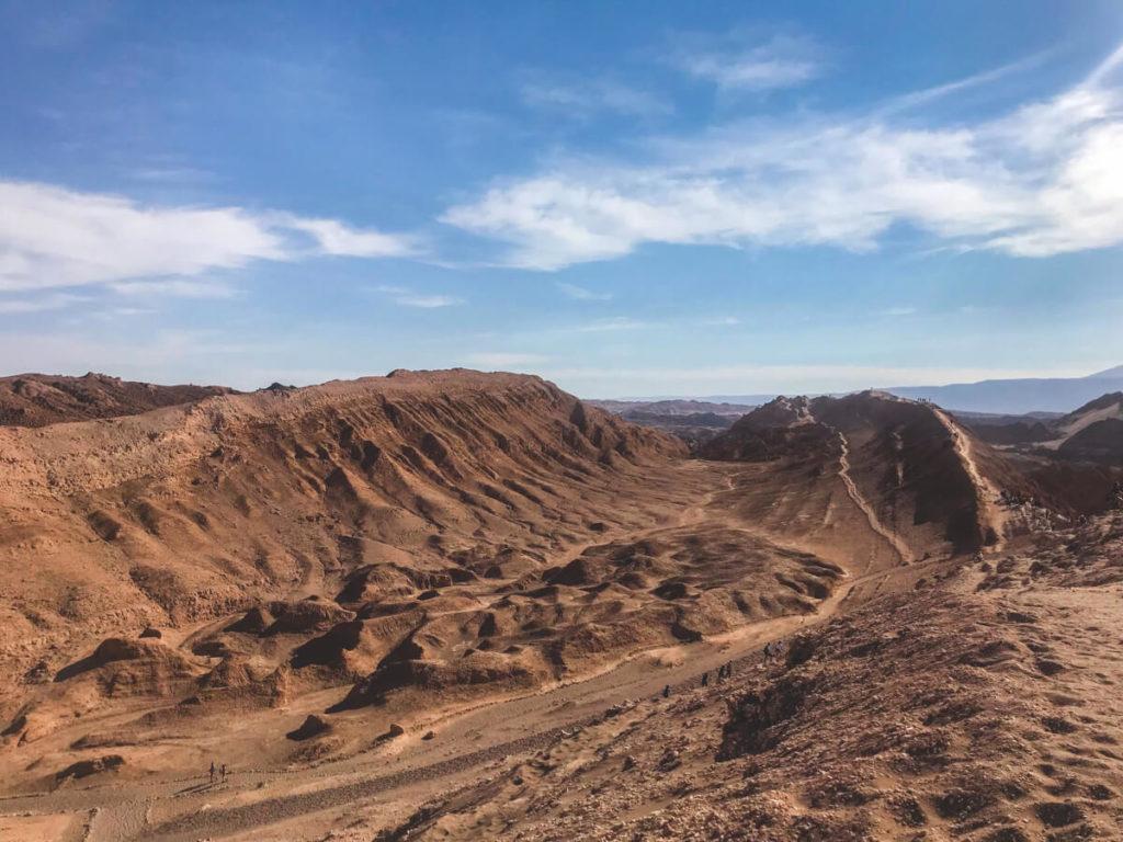 Chile-Atacama-Wueste-Landschaft-Valle-da-Luna