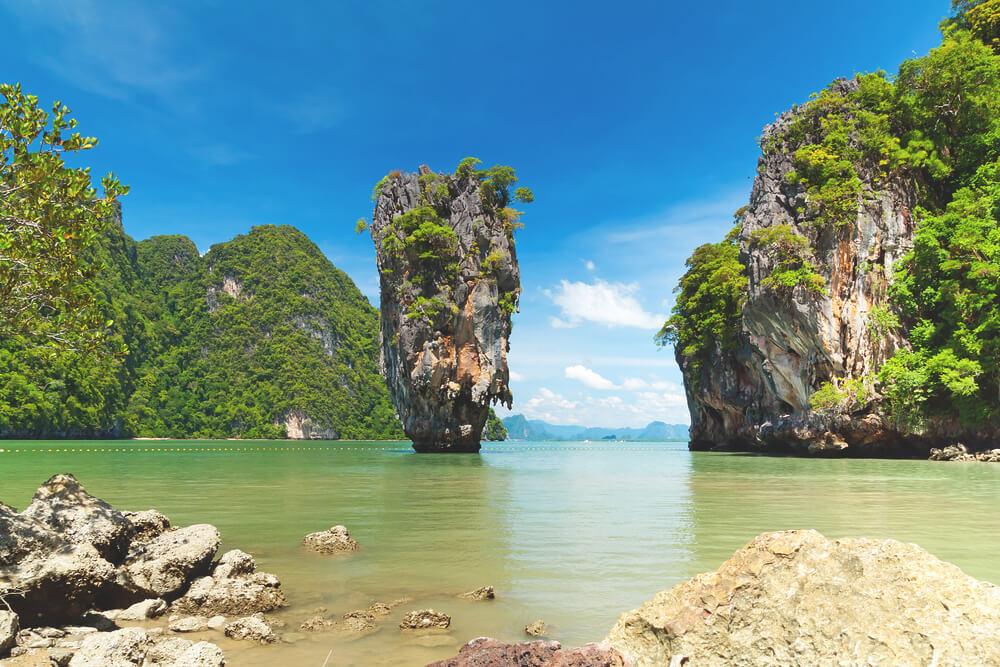 Phang-Nga-Bucht-Felsen-James-Bond-Thailand-Highlights