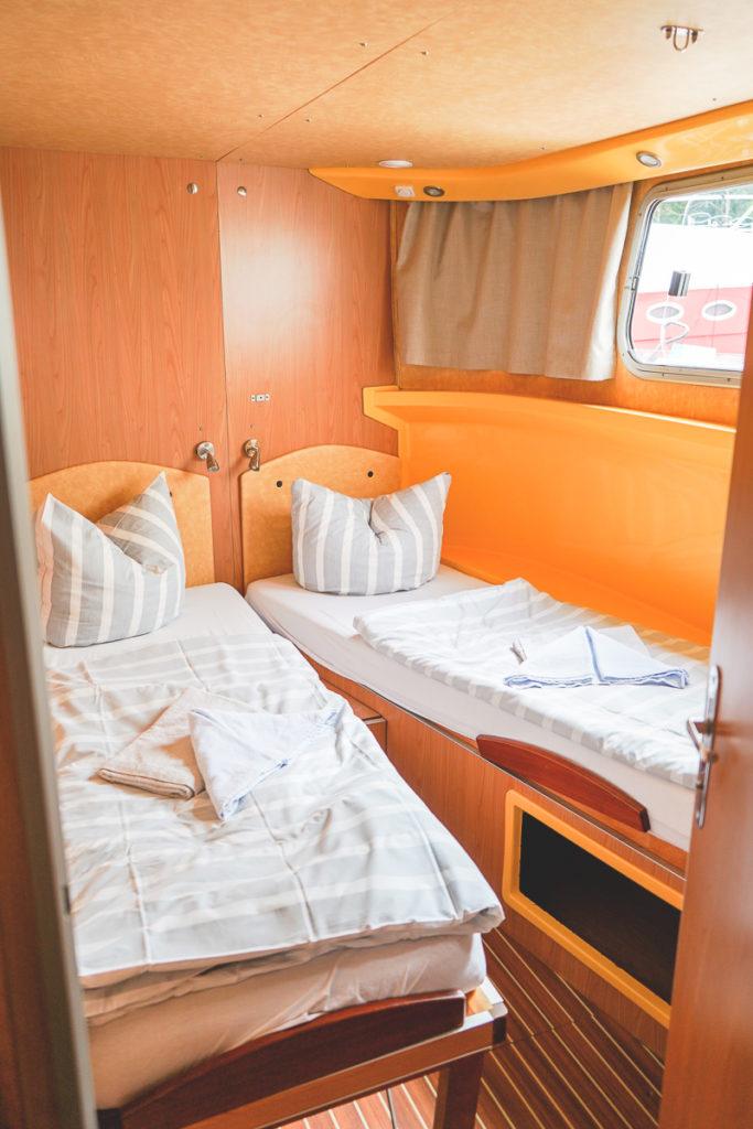 Doppelkabine-Locaboat-Hausboot