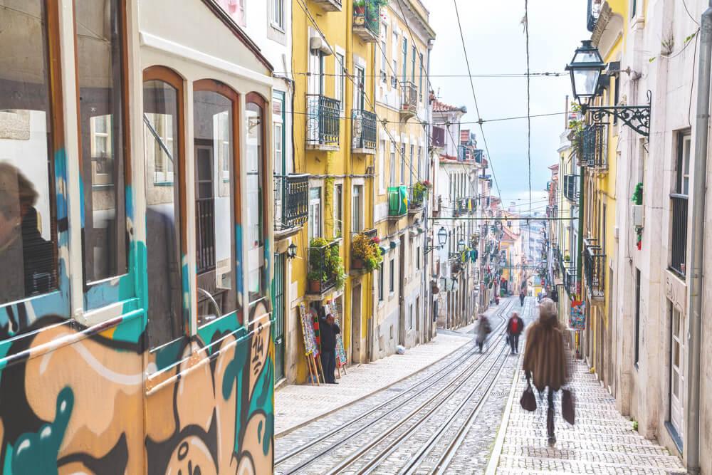 Lissabon-Sehenswuerdigkeiten-Bairro-Alto-Stadtviertel