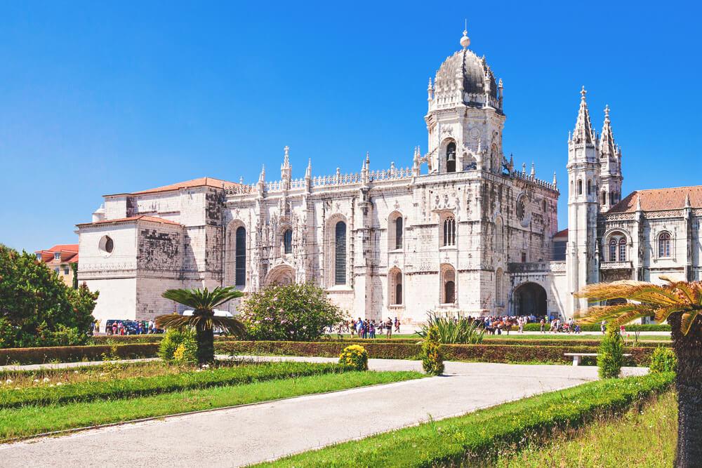 Lissabon-Sehenswuerdigkeiten-Jeronimos-Kloster