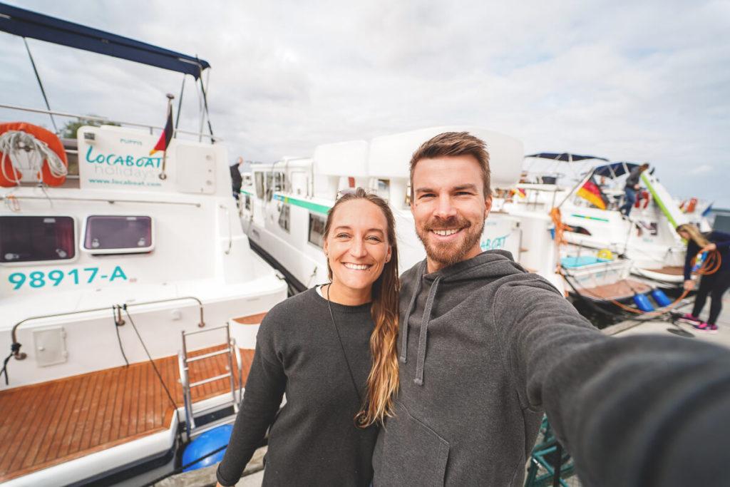 Mecklenburgische Seenplatte Hausboot Locaboat
