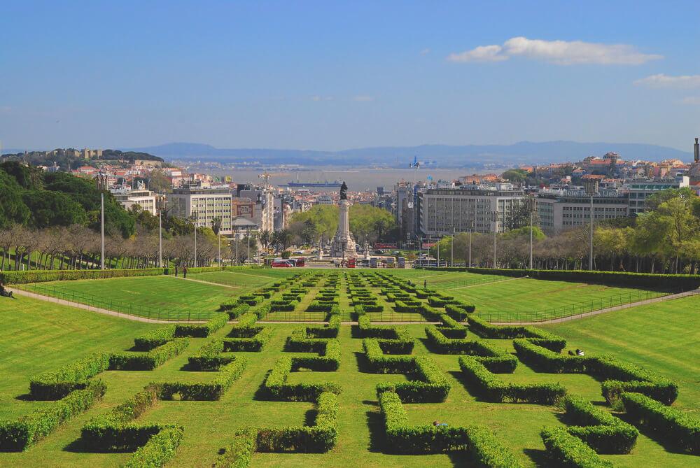 Parque-Eduardo-Lissabon