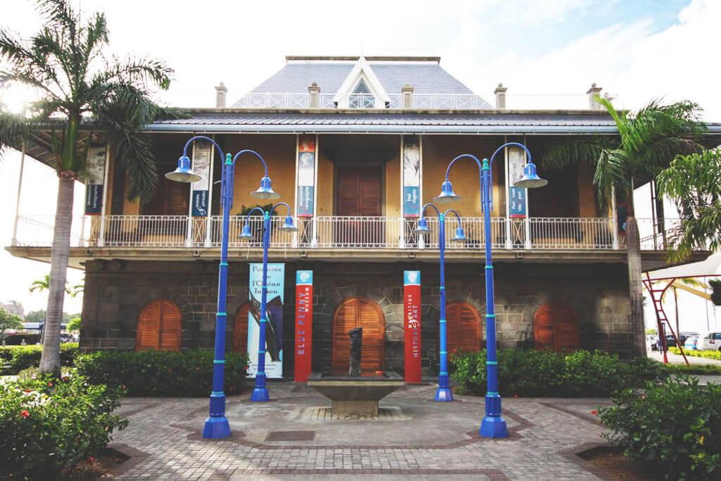 Sehenswürdigkeiten in Port Louis Blue Penny Museum Caudan Waterfront