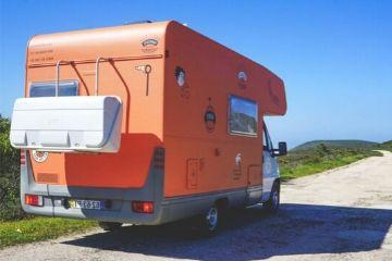 Portugal-Camping-Rundreise-Camper