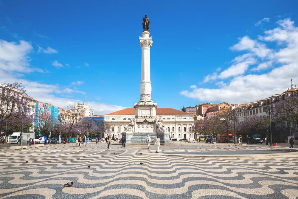 Rossio-Platz-Lissabon-Highlights