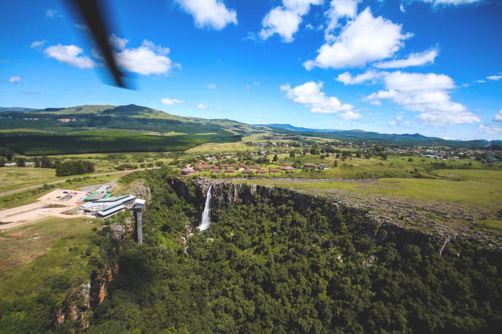 Graskop Südafrika Panorama Route