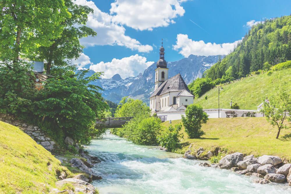 Urlaub-in-Deutschland-Berchtesgaden-Bayern-Alpen