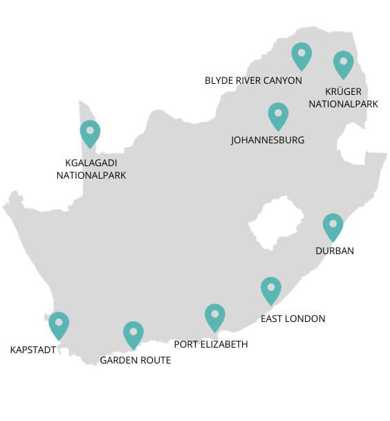 suedafrika-reiseblog-karte-uebersicht-landkarte