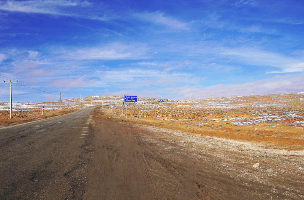 Autofahren-in-Jordanien-Kingsway