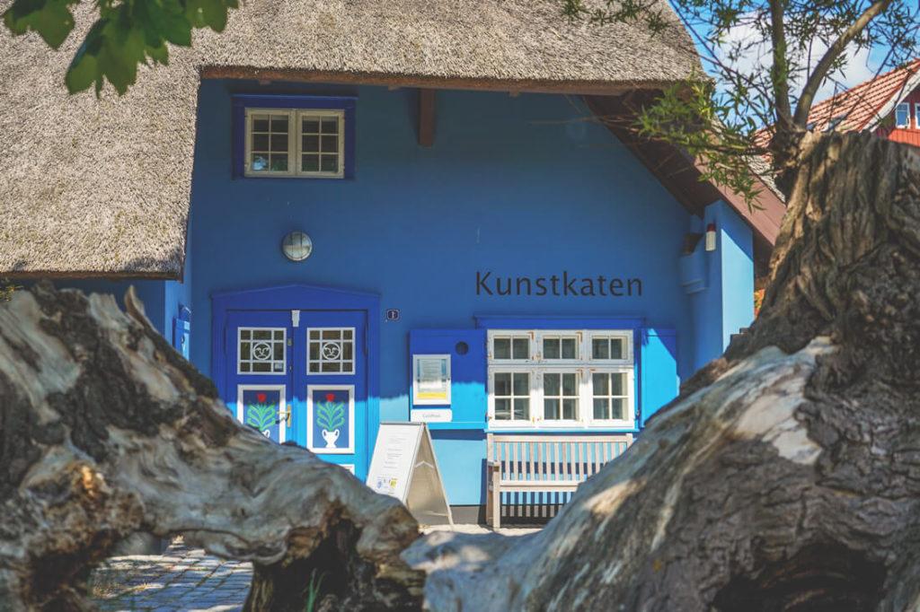 Kunstkaten-Ahrenshoop-Ausstellung