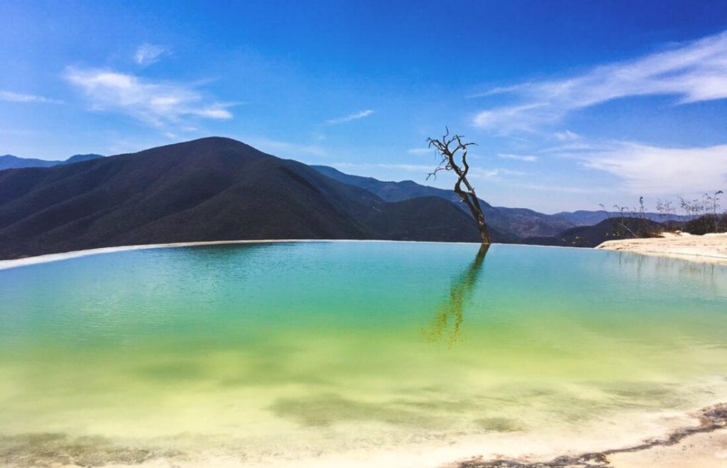Mexiko-Highlights-Wasserbecken-Hierve-El-Agua-Oaxaca