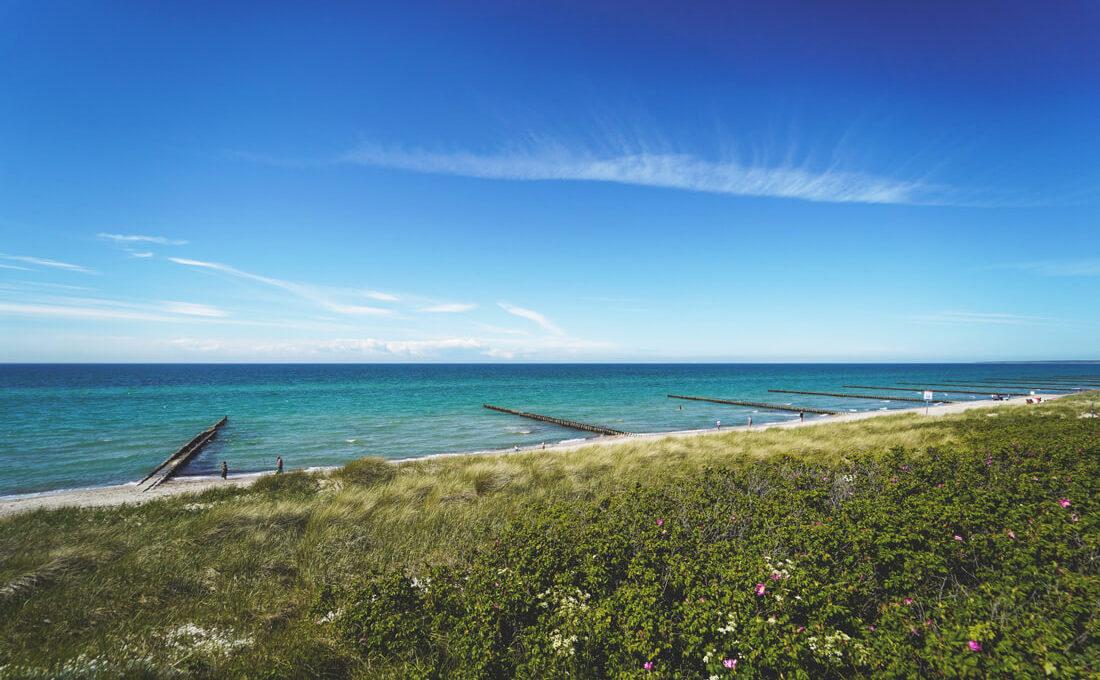 10 schöne Urlaubsorte an der Ostsee in Mecklenburg Vorpommern