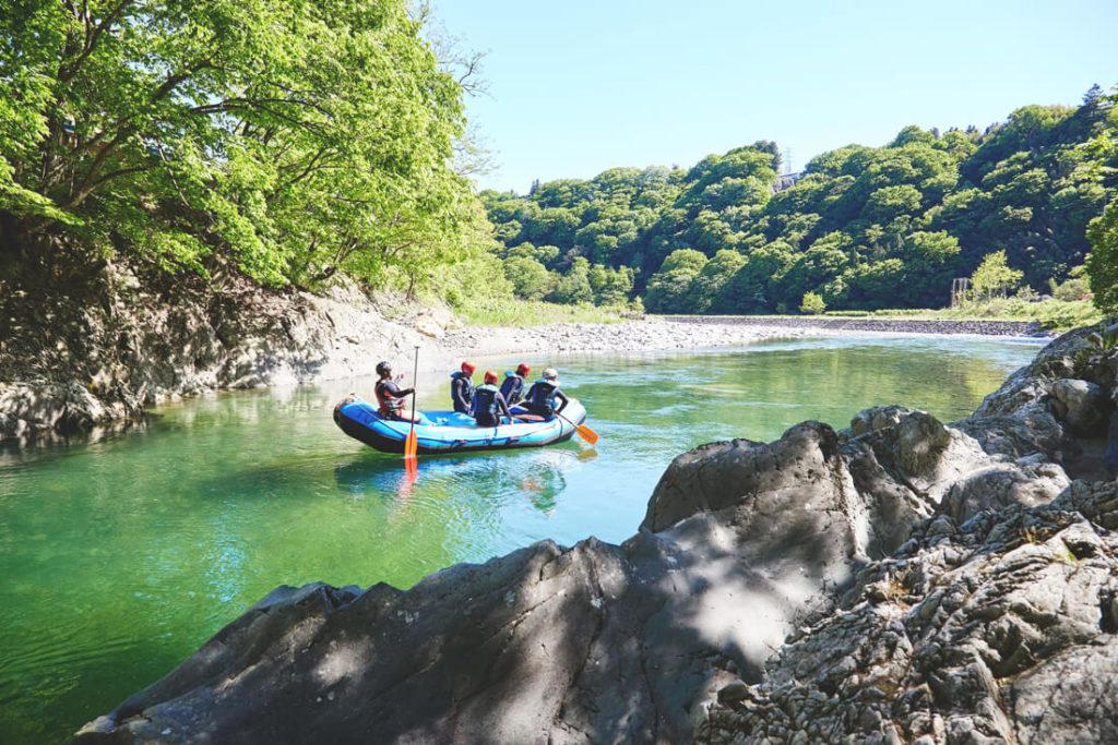 Urlaub-in-Japan-Tipps-Adrenalin-River-Rafting