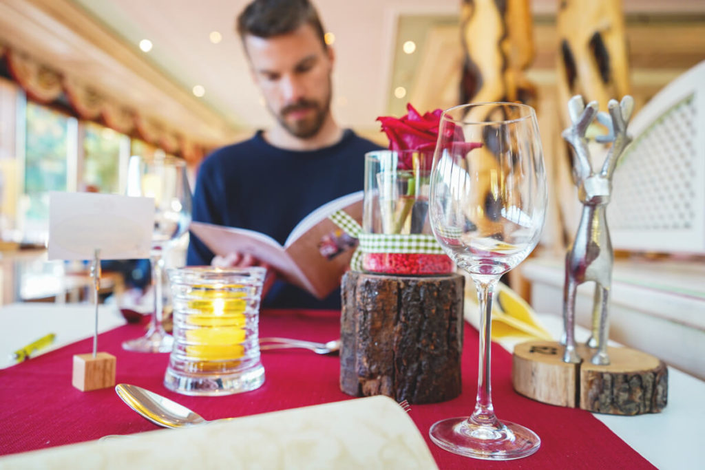 Baiersbronn-Wellnesshotel-Tanne-Restaurant