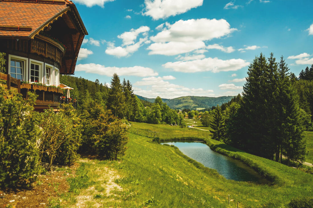 Forellenhof-Buhlbach-Schwarzwald-Baiersbronn