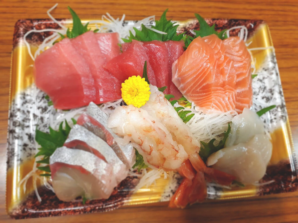Japan-Essen-Sushi