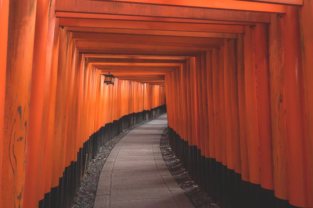 Japan-Rundreise-Kyoto-Fushimi-Inari