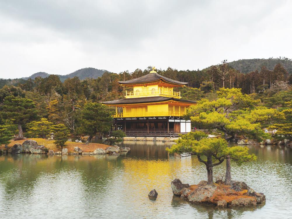 Japan-Rundreise-Reisetipps-Tokio-Kinkaku-ji-Tempel