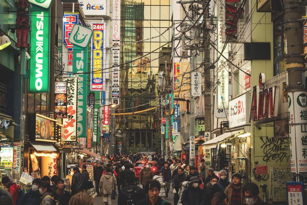 Japan-Rundreise-Tipps-Tokio-Akihabara