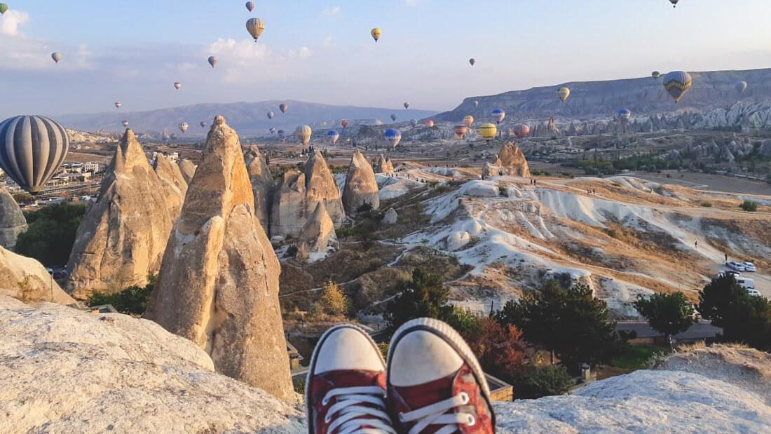 Kappadokien in der Türkei – Highlights, Reisetipps & Infos