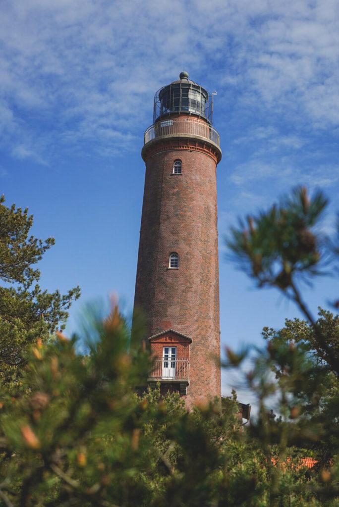 Leuchtturm-Darsser-Ort-Fischland