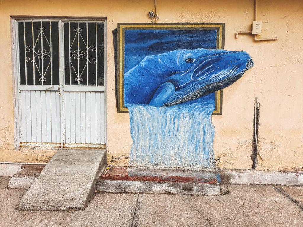 Mexiko-Baja-California-Straßen-Loreto-Grafitti (1)
