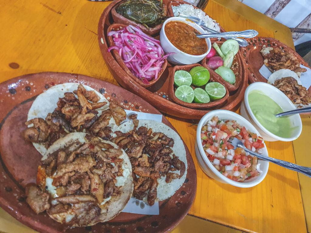 Mexiko-Taccos-Baja-California