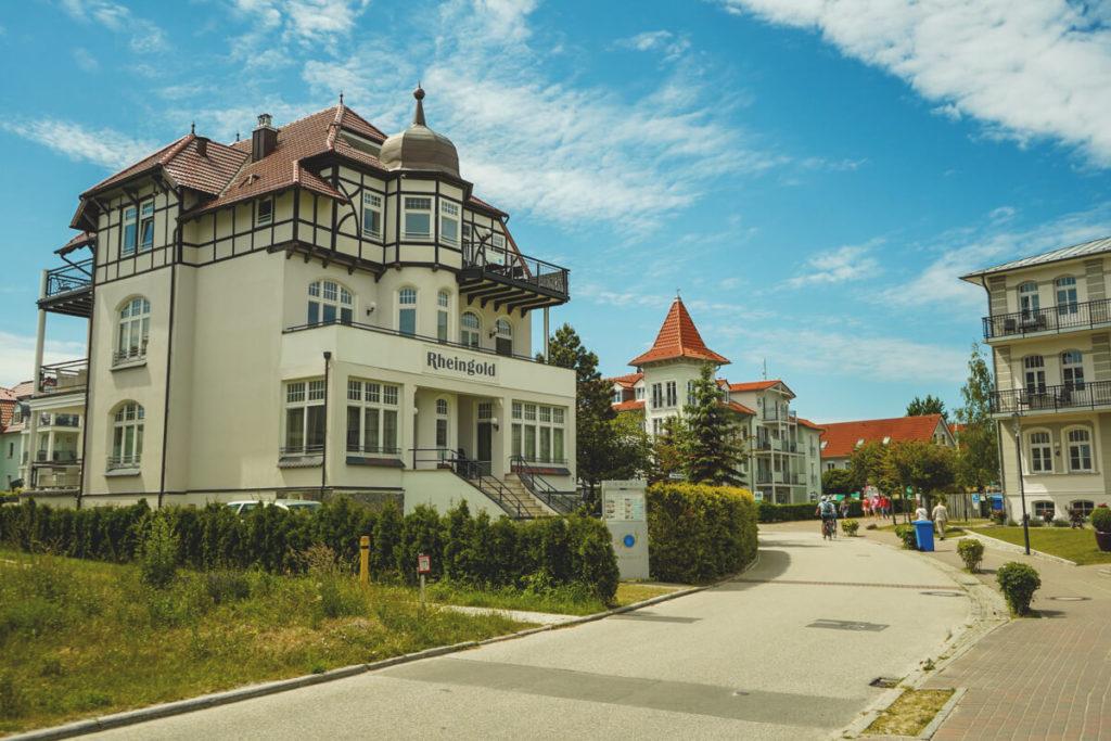 Ostseebad Kühlungsborn Baederarchitektur-Villa