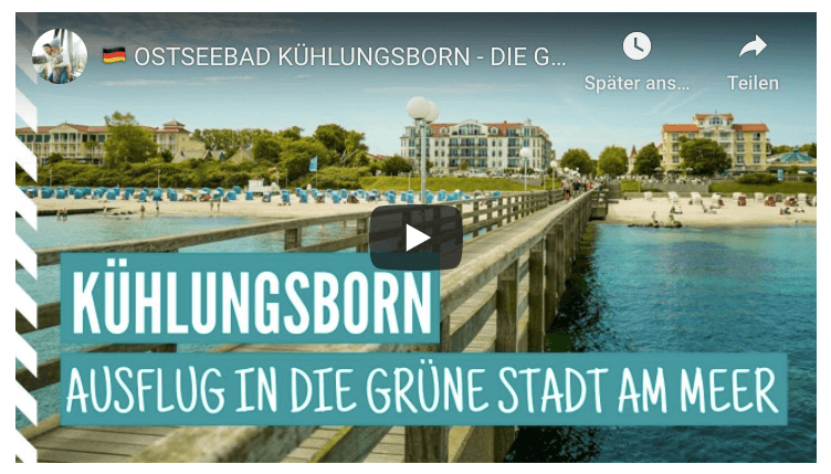 Ostseebad Kühlungsborn Video Youtube