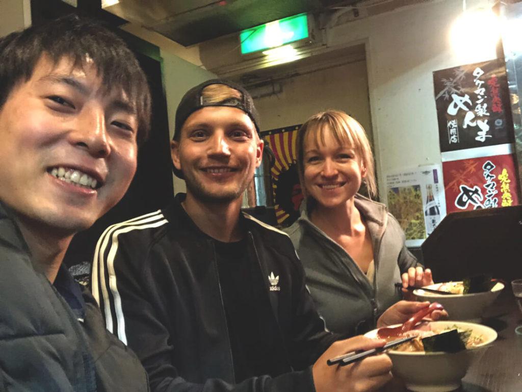 Ramen-Essen-in-Japan