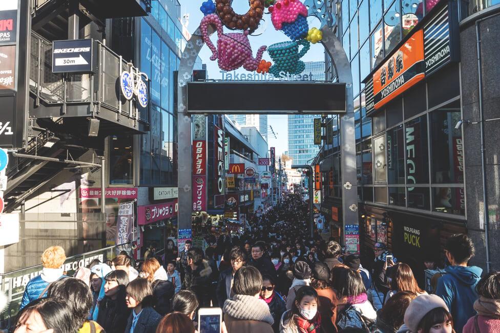 Takeshita-Street-Tokio-Japan-Rundreise-Tipps