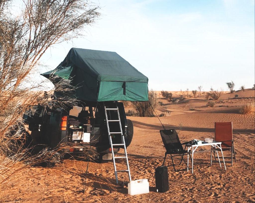 Tunesien-Rundreise-Roadtrip-Dachzelt-Camping