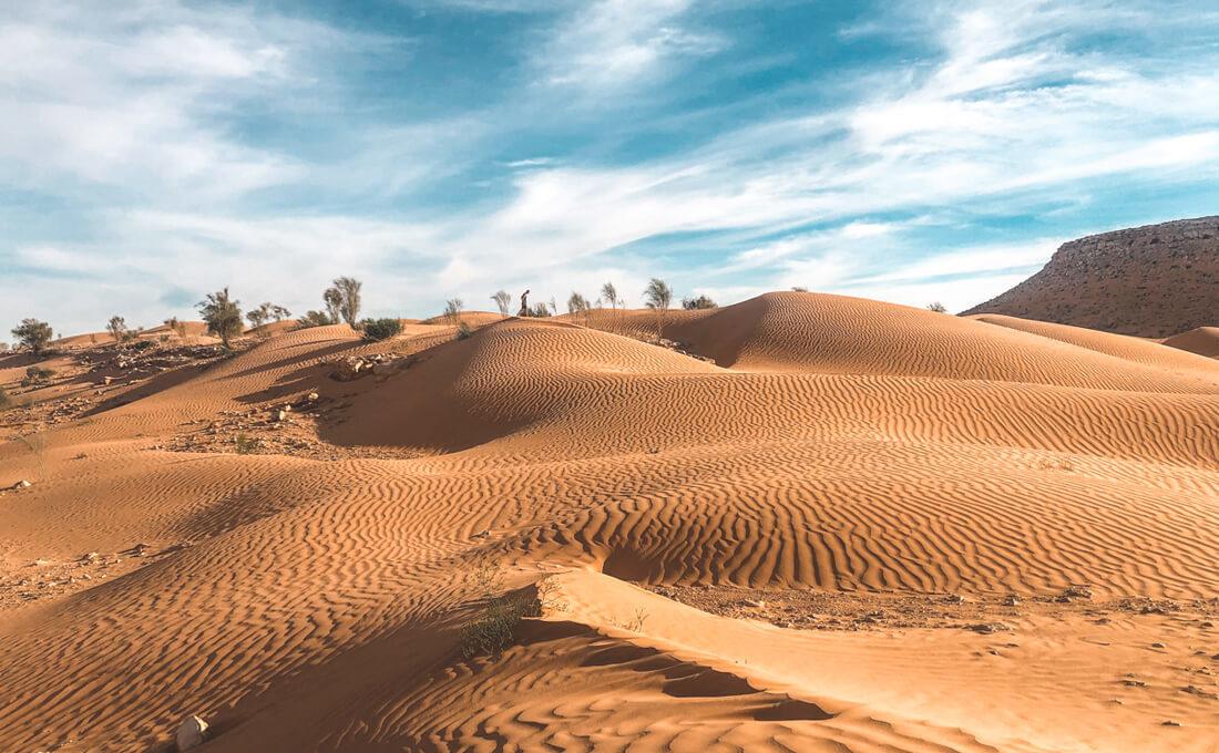 Roadtrip durch Tunesien – Mit Land Rover und Dachzelt durch die Sahara