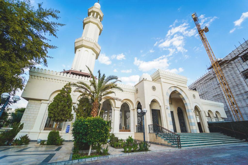 Aqaba-Akaba-Zentralmoschee-Stadtzentrum