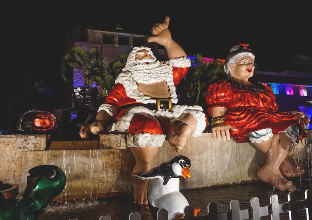 Hawaii-Highlights-City-Lights-Weihnachten-Honolulu