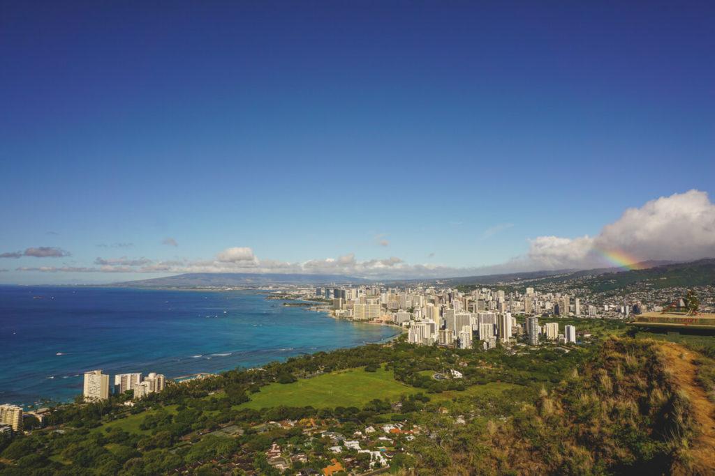 Hawaii-Highlights-Diamond-Head-Aussicht