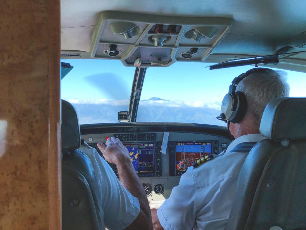 Hawaii-Highlights-Flug-Kona-nach-Maui