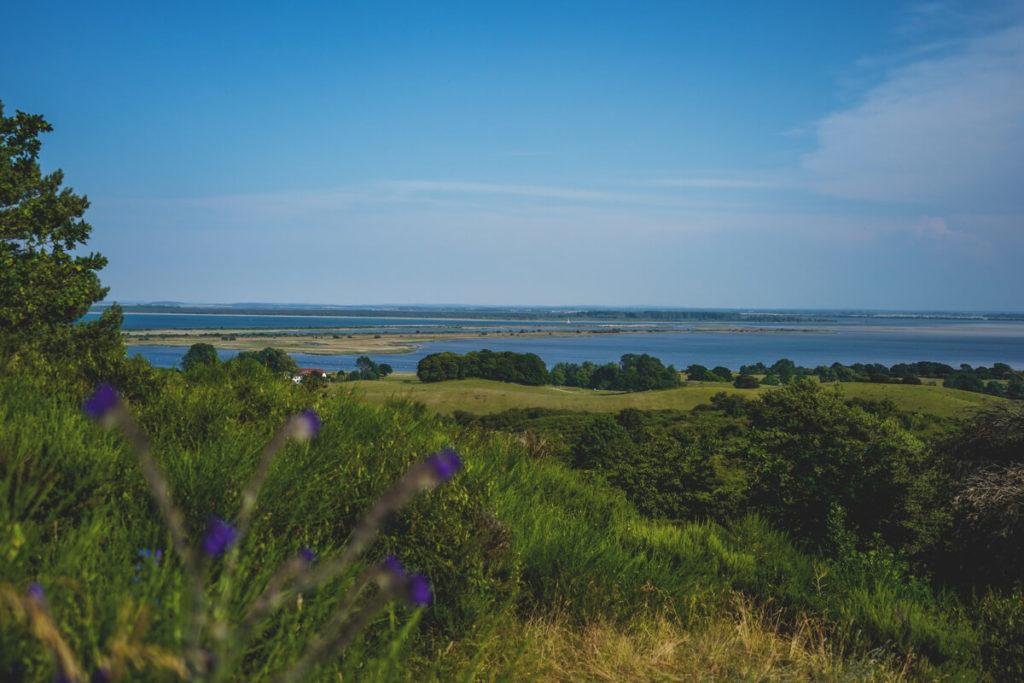 Insel-Hiddensee-Aussichtspunkt-Inselblick