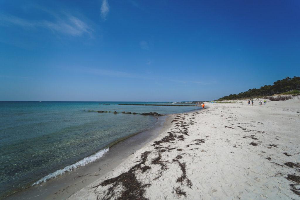 Insel-Hiddensee-Strand-Ostsee-Meer